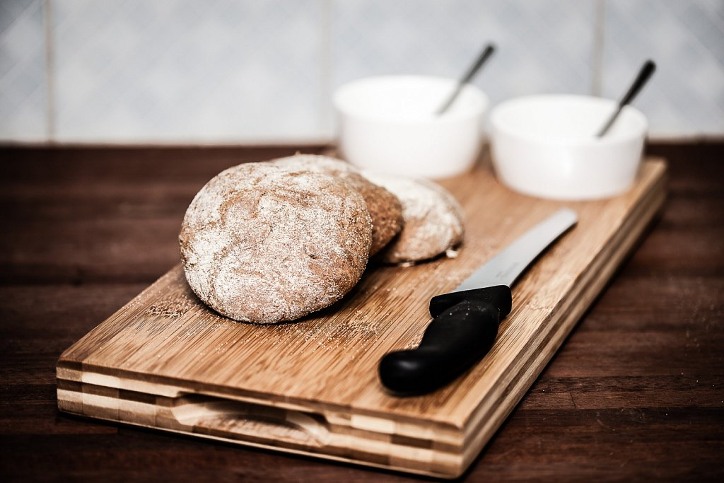 Ciabatta brød
