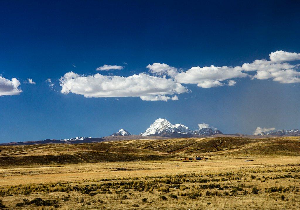 Den Bolivianske Højslette