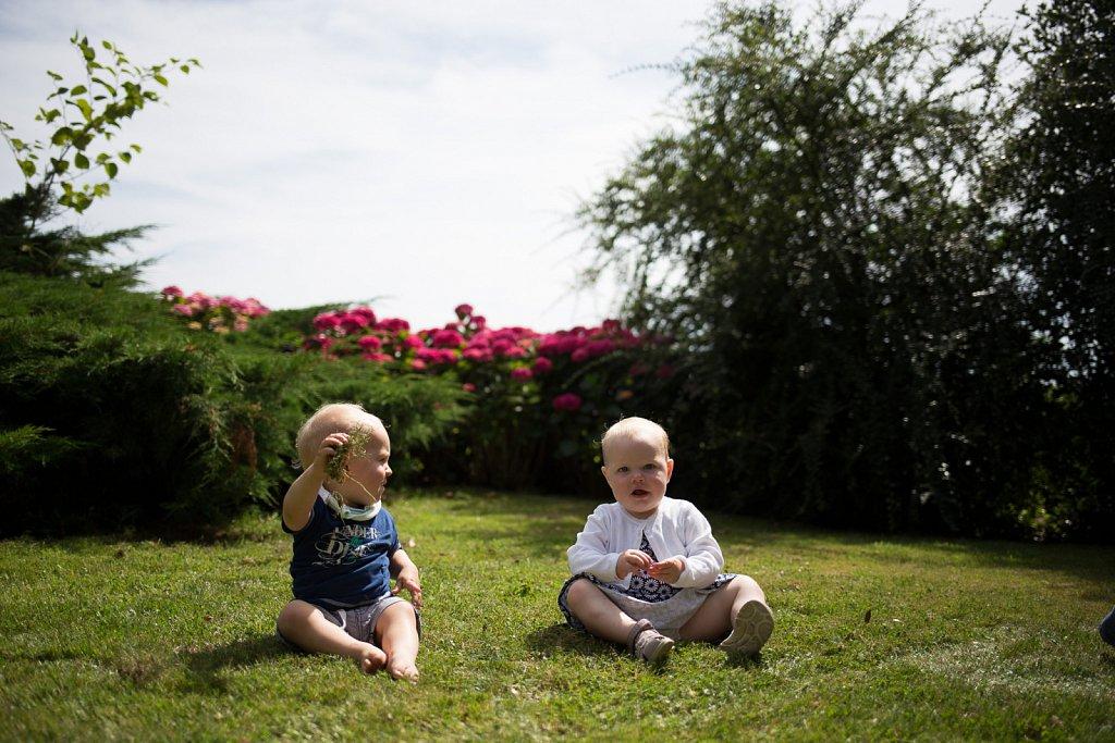 Johan og Lily