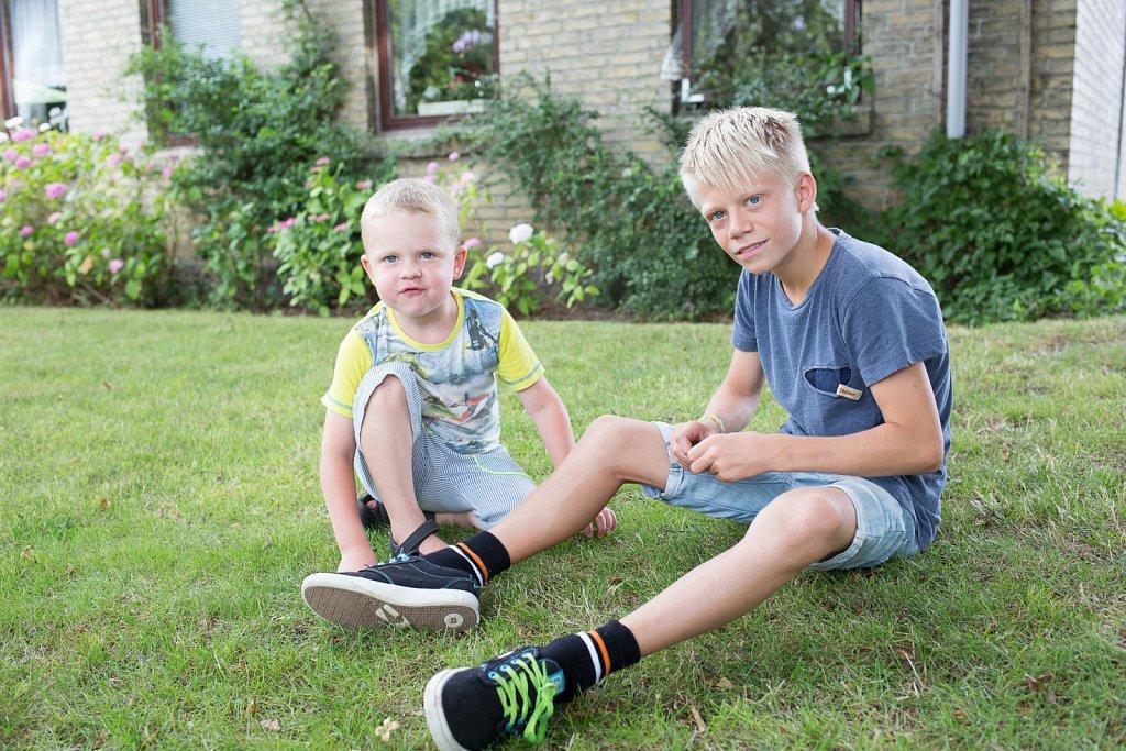 Oliver og Linus