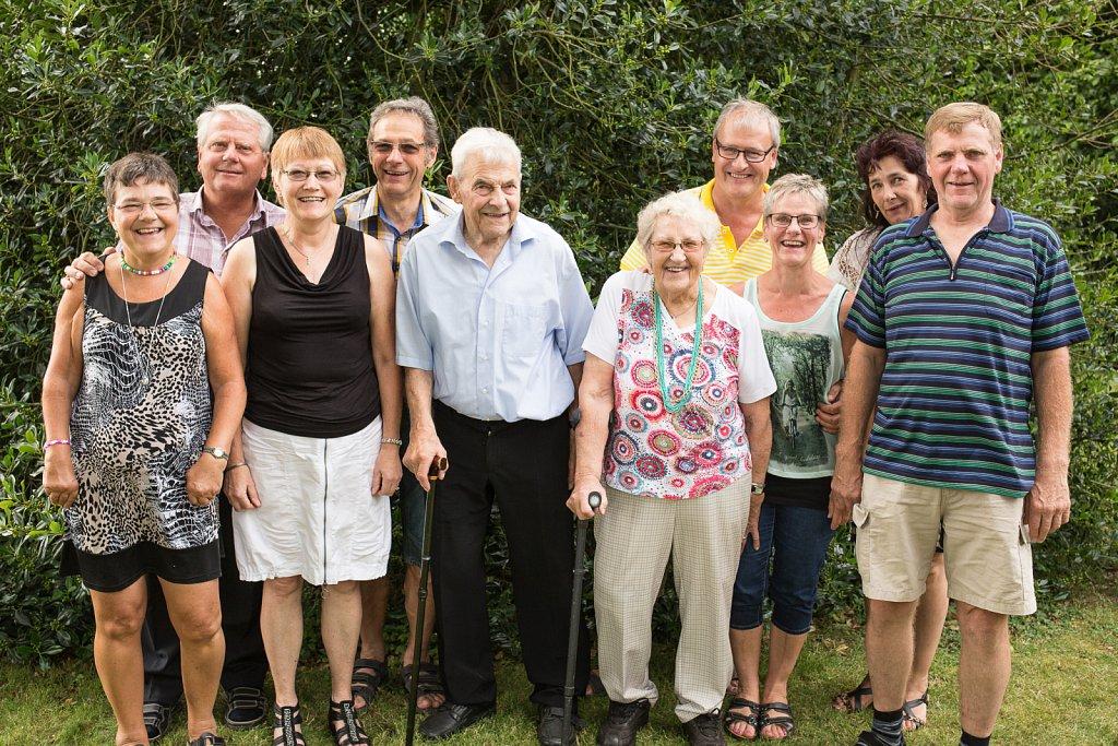 Farmor, Farfar, deres børn og svigerbørn